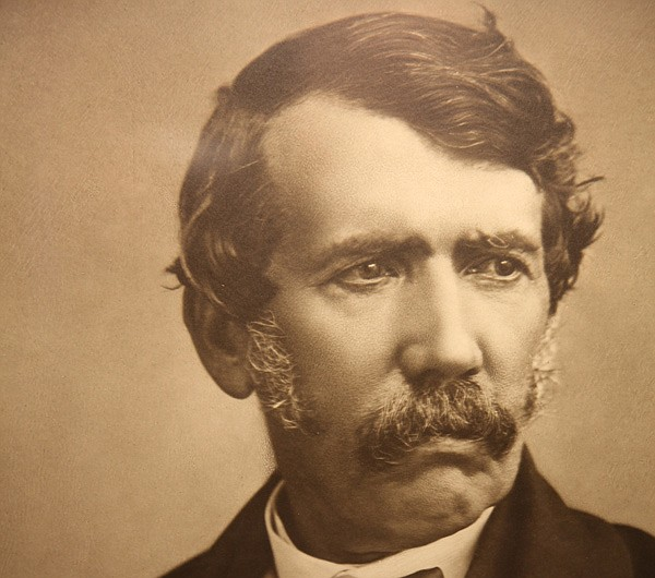 Portrait Of Livingstone From David Livingstone Centre Sco.  Dr Livingstone I Presume Movie