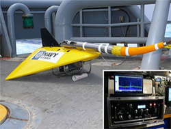 Towed Pinger Locator 25