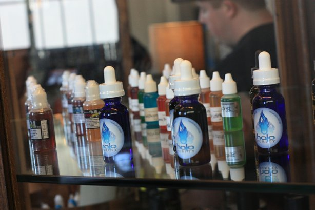Liquid nicotine comes in different shapes, sizes, and concentrations.