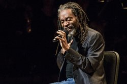 Grammy Award-winning vocalist Bobby McFerrin.