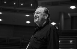 The late, legendary music Producer Phil Ramone.