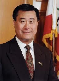 California state Sen. Leland Yee's official portrait.