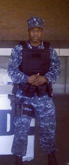 Master-at-Arms 2nd Class Mark A. Mayo