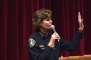 San Diego Police Chief Hears Racial Profiling Complaints Firsthand