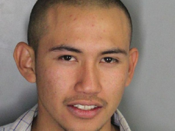 David Betancourt, 21, was accused of stealing money from a Girl Scout troop w...