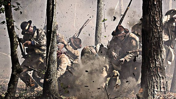 The Battle of Chickamauga saw casualties only exceeded by the carnage at Gett...