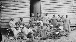 When the war began, thousands of enslaved men, women and children began seeki...