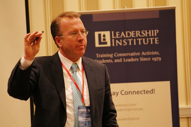 Ron Nehring speaks at a conference about the skills needed to succeed in the ...