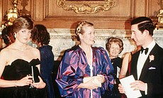 Lady Diana Spencer, Prince Charles and Princess... (36890)