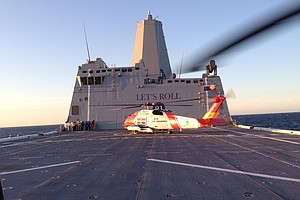 Coast Guard Pushes Back Against Rep. Hunter's Pentagon Move