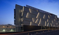 Harvey B. Gantt Center for African-American Arts + Culture, Charlotte, N.C., ...
