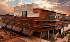 Health Sciences Education Building, Phoenix, Ariz., design: CO Architects.