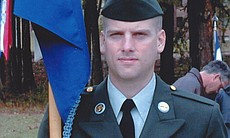 Army Ranger Kris Stonesifer was the first to die in battle in Afgha... (38052)
