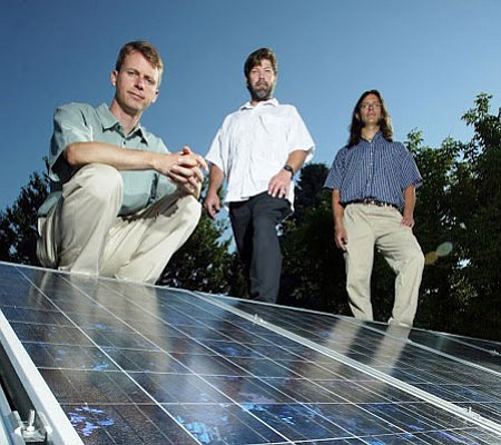 Colorado-based Namasté Solar co-founders in 2005. They started this award-win...