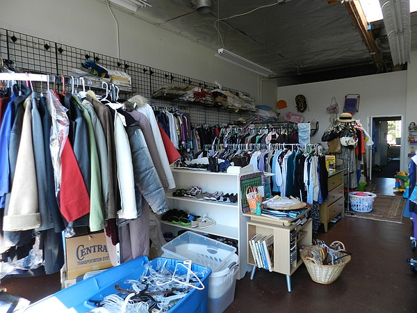 The Jewish Closet stays stocked with a variety of items for local Jewish fami...
