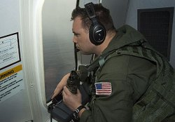 Search for MH370 aboard a P-8A Poseidon
