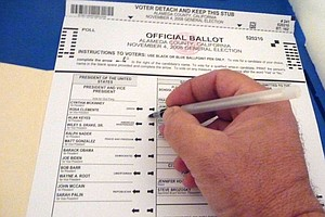 840,000 San Diego County Early Ballots Mailed Out For Jun...