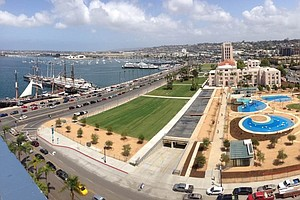 San Diego County Celebrating New Waterfront Park This Weekend