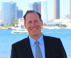 Kirk Jorgensen, a candidate for Congress in the 52nd District, in a photo from his campaign website.