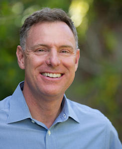 Congressman Scott Peters in a photo from his campaign website.