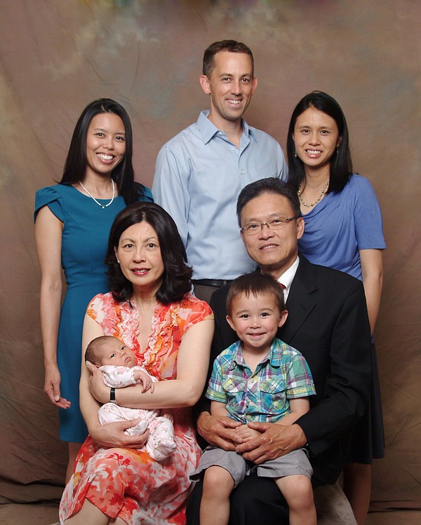 2014 Asian Pacific American Heritage Month Local Hero, Dr...