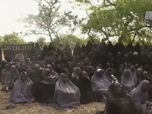 Kidnapped Nigerian schoolgirls