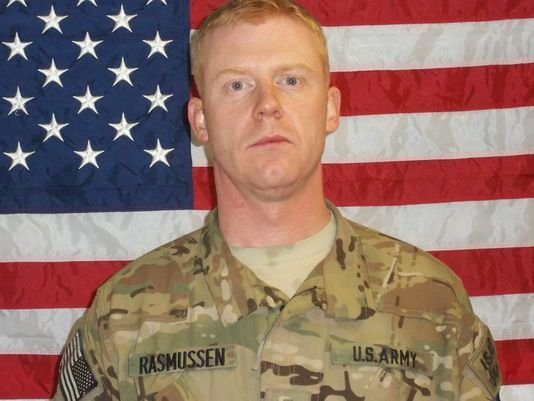Army Chief Warrant Officer Deric Rasmussen