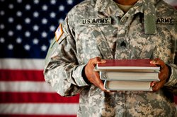 Military college student