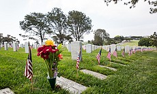 Fort Rosecrans National Cemetery, May 26, 2014.