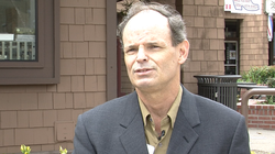 Property manager jim Morrison speaks with KPBS News, May 22, 2014.