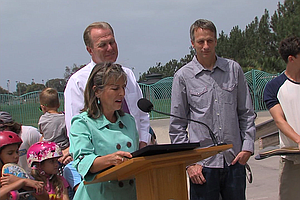 Tony Hawk Day In San Diego Recognizes Skateboarding Legend's Charitable Contr...