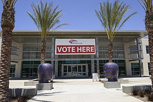 San Diego Voters Head To The Polls