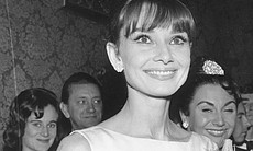Belgian born actress Audrey Hepburn. (Agency reference 3066291)