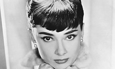 Film star, Audrey Hepburn, 1929-1993. (Agency reference 3168808)
