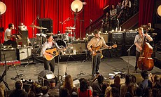 "Mumford & Sons perform ""The Cave."" A ""5th Anniversary Special"" closes the season, featuring highlights from throughout the series' history – from Ringo Starr's star-studded concert at the Metropolitan Museum of Art to Adele's intimate acoustic performance in Santa Monica just days after the release of her record-breaking album, ""21."""