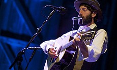 "Ray LaMontagne performs ""Beg Steal Or Borrow."" ... (39794)"