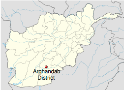 Arghandab District