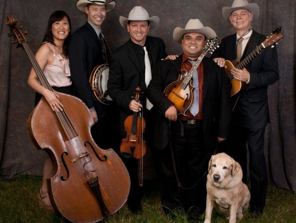 Bluegrass band Lonesome Otis