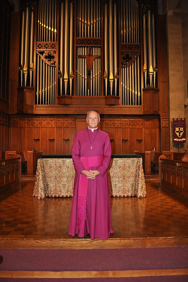 2014 LGBT Pride Month Local Hero, Reverend Canon Albert Ogle.