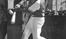 Tony Gwynn was a two-sport star at San Diego State but found his greatest success as a baseball player.