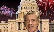 "Emmy Award-winning television personality Tom Bergeron (DANCING WITH THE STARS) returns to host ""A Capitol Fourth,"" America's biggest birthday party, live from the West Lawn of the U.S. Capitol."
