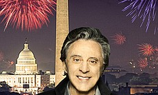 Frankie Valli, who's been making music for more than 50 years as a solo artist and the lead singer of the Four Seasons, will perform at the live concert event celebrating the nation's 238th birthday.