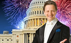 Top pops conductor Jack Everly will conduct the National Symphony Orchestra (NSO) for the 2014 concert.