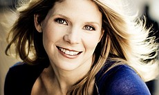The Independence Day celebration features five-time Tony Award nominee and Broadway star Kelli O'Hara.