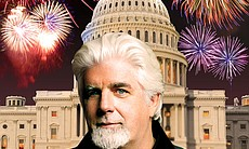 The Independence Day celebration features five-time Grammy Award-winning singer and songwriter Michael McDonald.