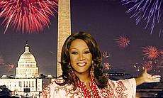 The Independence Day celebration features Grammy Award-winning music legend Patti LaBelle.