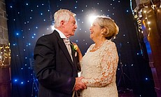 Derek Jacobi as Alan and Anne Reid as Celia.
