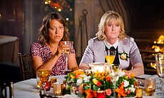 Nicola Walker as Gillian, Sarah Lancashire as Caroline.
