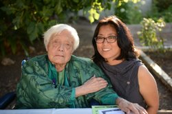 Grace Lee Boggs and director Grace Lee