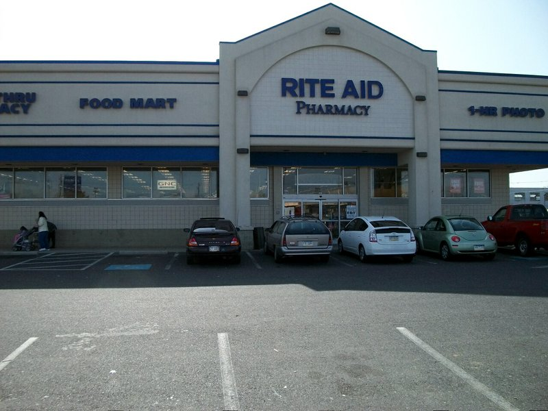 The exterior of a RIte Aid store, March 19, 2010.